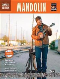 Complete Mandolin Method Complete Edition: Book & MP3 CD