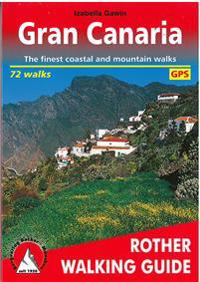 Gran canaria - the finest valley and mountain walks - roth.e4816