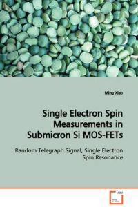 Single Electron Spin Measurements in Submicron Si Mos-fets Random Telegraph Signal, Single Electron Spin Resonance