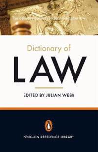 The Penguin Dictionary of Law