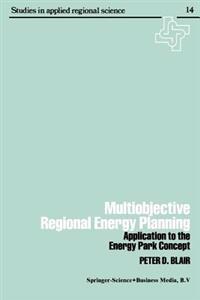 Multiobjective regional energy planning
