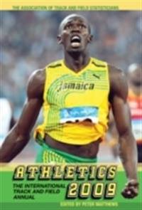 Athletics - the international track and field annual