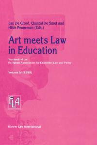 Art Meets Law in Education