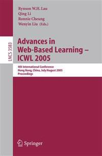 Advances in Web-Based Learning - ICWL 2005