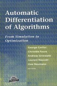 Automatic Differentiation of Algorithms