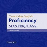 Cambridge English: Proficiency (CPE) Masterclass: Class Audio CDs (2)