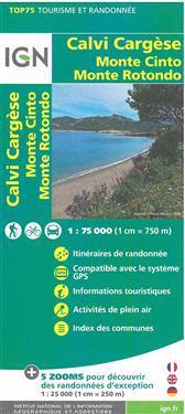 Calvi / Cargesse / Monte Cinto / Monte Rotondo