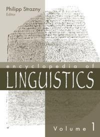 Encyclopedia of Linguistics