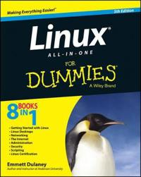 Linux All-in-One For Dummies, 5th Edition