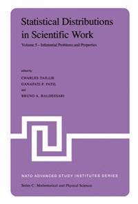 Statistical Distribution in Scientific Work
