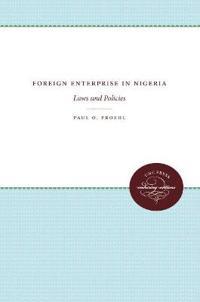 Foreign Enterprise in Nigeria