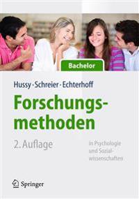 Forschungsmethoden in Psychologie Und Sozialwissenschaften Fur Bachelor