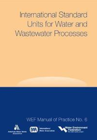 International Standard Units for Water and Wastewa