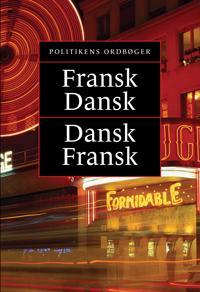 Politikens fransk-dansk, dansk-fransk
