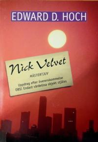 Mästertjuven Nick Velvet's märkligaste stölder : tretton kriminalnoveller