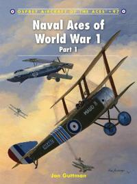 Naval Aces of World War 1, Part I