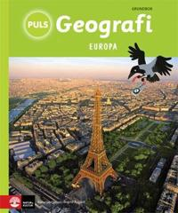 PULS Geografi 4-6 Europa Arbetsbok, tredje upplagan