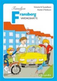 Familjen Fransberg : vardagsmatte