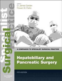 Hepatobiliary and Pancreatic Surgery