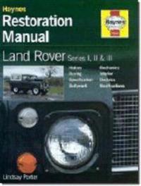 Land-Rover Series I, II & III
