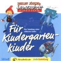 JOECKER: SAUSESCHR. 2/KINDERGART./CD