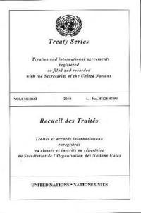Treaty Series 2662