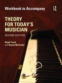 Theory for todays musician workbook