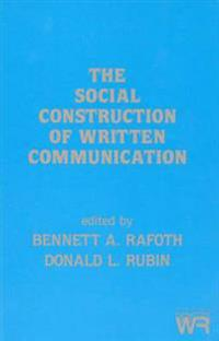 The Social Construction of Written Communication