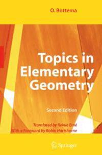 Topics in Elementary Geometry