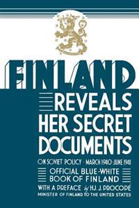 Finland Reveals Her Secret Documents