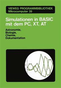 Simulationen in Basic Mit Dem IBM PC, XT, at