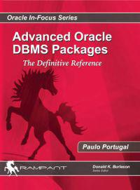 Advaced Oracle DBMS Packages