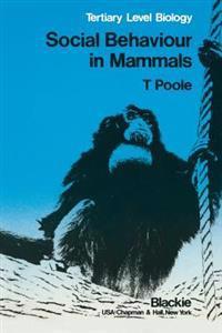 Social Behaviour in Mammals