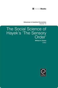 The Social Science of Hayek's 'The Sensory Order'