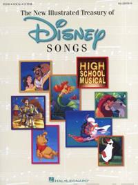 New Illustrated Treasury of Disney Songs