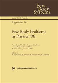Few-body Problems in Physics '98