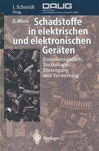 Schadstoffe in Elektrischen und Elektronischen Geraten