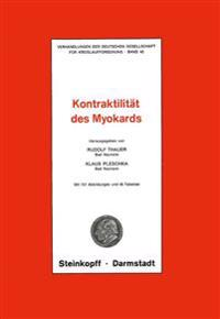 Thema: Kontraktilit t Des Myokards