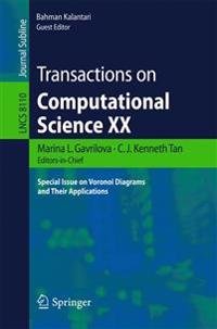 Transactions on Computational Science XX
