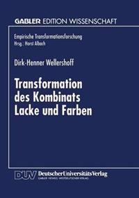 Transformation Des Kombinats Lacke Und Farben