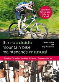 The Roadside Mountain Bike Maintenance Manual