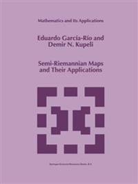 Semi-riemannian Maps and Their Applications