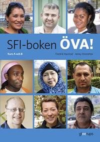 SFI-boken ÖVA! Kurs A och B