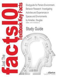Studyguide for Person-Environment-Behavior Research