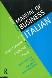 Manual of Business Italian