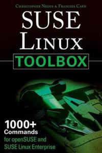 SUSE Linux Toolbox: 1000+ Commands for Opensuse and Suse Linux Enterprise