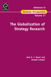 The Globalization Of Strategy Research