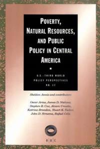 Poverty, Natural Resources, and Public Policy in Central America