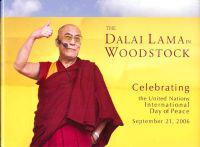 The Dalai Lama in Woodstock
