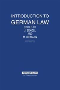 Introduction to German Law